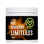 PRE WORKOUT LIMITLESS